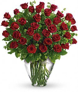 My Perfect Love   Long Stemmed Red Roses Flowers, My Perfect Love