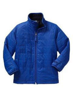 Primaloft® channel puffer jacket  Gap   Free Shipping on $50