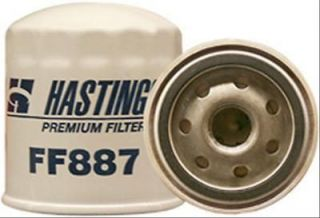 Hastings Filters FF887 Fuel Filter Spin on Diesel Ea (Fits Nissan)