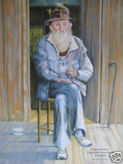 Portrait   Popcorn Sutton East TN Legendary Moonshiner