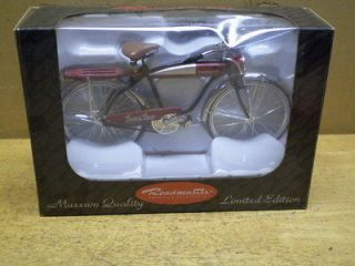 Limited Edition Anniversary 1948 Roadmaster Luxury Liner Bicycle Scale