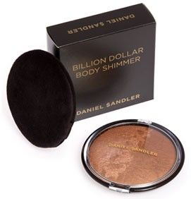 Daniel Sandler Billion Dollar Body Shimmer 15g   Free Delivery