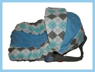 NEW BOYS Infant CAR SEAT COVER For Graco Evenflo  BRET