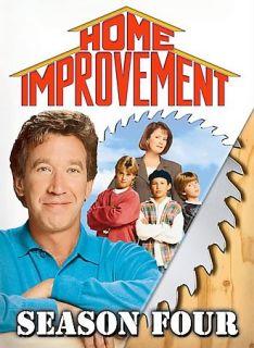 Home Improvement   The Complete Fourth Season DVD, 2006, 3 Disc Set
