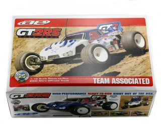 Team Associated RC10GT2 Race Spec RTR 1/10 Nitro Truck [ASC7092]  RC