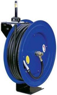 CP3689 1/2 x 50 300 PSI Retractable Air Compressor Hose Reel