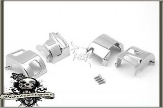 YAMAHA ROAD STAR CHROME SWITCH HOUSING HOUSINGS COVERS COVER
