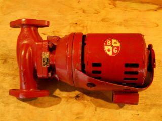 Bell & Gossett Booster Pump 1/6 HP LR9553 PHV4 4