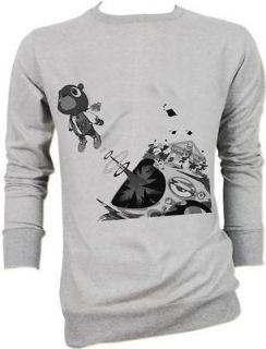Graduation Bear Dance Trance DJ Hip Hop Grays Sweater JUMPER S,M,L