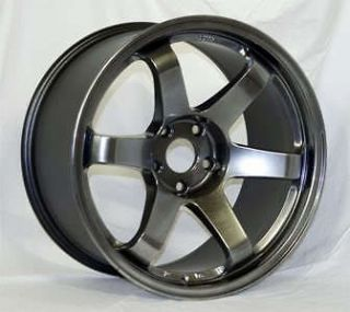 17 Rota Wheels 17x9 5x100 +30 GRID Hyper Black 02 05 06 07 08 09 10