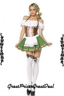 Costume Leg Avenue 83311 2 pcs Gretchen St. Pauli Girl Sexy Party
