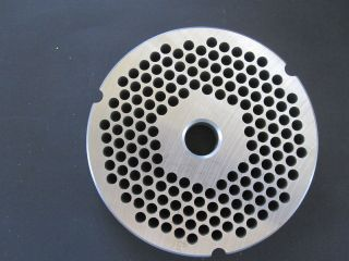 52 with 6.0 mm holes Commercial Meat Grinder disc plates for Hobart