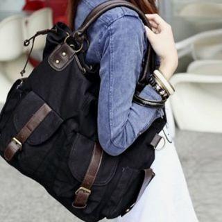 handbag Large Canvas Hobo bag Womens Tote Bag Messenger Shoulder Bag