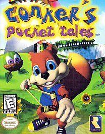 Conkers Pocket Tales Nintendo Game Boy Color, 1999