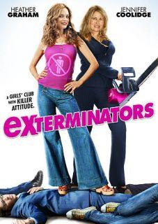 ExTerminators DVD, 2010