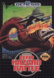 Bio Hazard Battle Sega Genesis, 1992