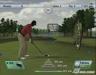 Tiger Woods PGA Tour 09 Sony PlayStation 2, 2008