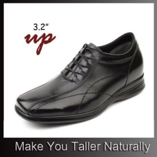 Height Increasing Elevator Taller Shoes 3.2/ 8cm H8 04
