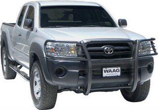 2012 TOYOTA TACOMA BLACK GRILLE GRILL GUARD BRUSH PUSH GUARD BULL BAR