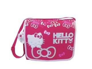 Hello Kitty Bowtastic Kids / Children / Teen School Shoulder Bag 29