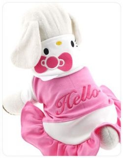 hello kitty dog clothes in Pet Supplies