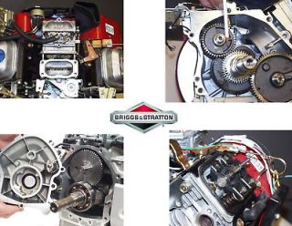 small engine repair manuals in Home & Garden