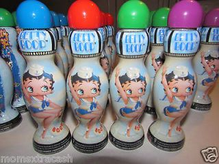 LOT OF 4 BETTY BOOP BINGO DAUBERS DABBERS MARKERS NEW