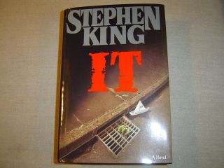 NEW** IT by Stephen King (1986) HARDCOVER NEW