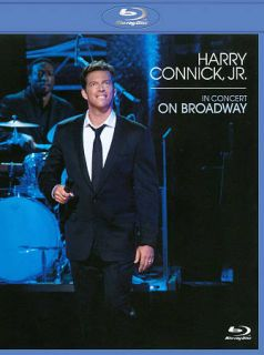 Harry Connick, Jr. In Concert on Broadway Blu ray Disc, 2011