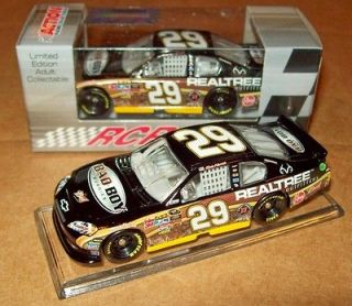 Newly listed Kevin Harvick 2011 Bad Boy Buggies Realtree #29 Budweiser
