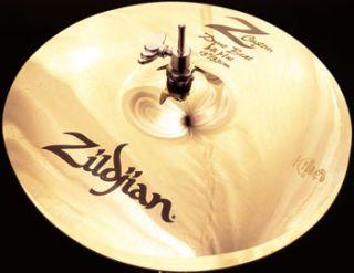 Zildjian Z Custom Dyno Beat 13 Hi Hat Cymbal