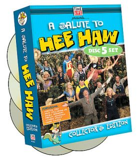 Salute To Hee Haw DVD, 5 Disc Set