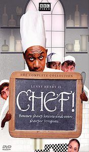Chef Complete Collection DVD, 2005, 3 Disc Set