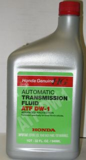 AUTOMATIC TRANSMISSION FLUID, HONDA, ACURA, 73 11,PT#, 082009008,ATF