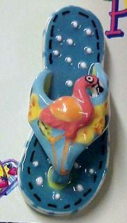 Flip Flop Fish * OOAK Hand Painted Custom Littlest Pet Shop