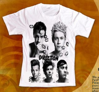 Boy Band One Direction Niall Horan Zayn Malik Liam Payne Unisex T