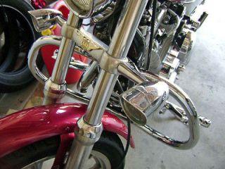 Highway Guard Crash Bar For 04 12 Harley Sportster 883 1200 XL XR