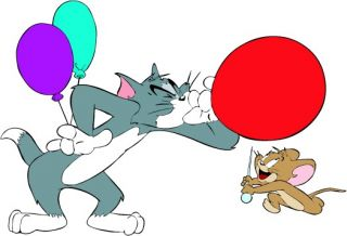 tom and jerry cartoon in Animation Characters