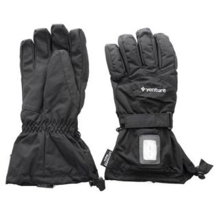 VENTURE HEAT Mens SG 43 Battery Powered Heated Skiing Gloves