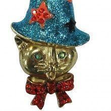 Kirks Folly Kitty Wizard Pin