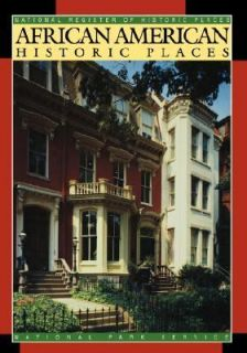 African American Historic Places by National Register of Historic