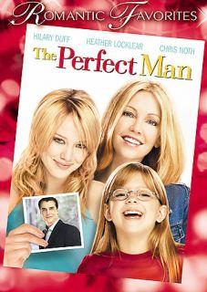 The Perfect Man DVD, 2005, Full Frame