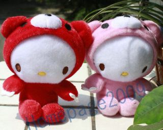 hello kitty plush doll in Hello Kitty