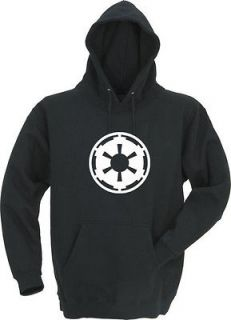 STAR WARS    imperial cog symbol Hoodie    empire (XL)