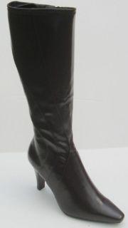 IMPO FLEX SERENITY LADIES WOMENS BROWN FASHION KNEE HIGH BOOTS
