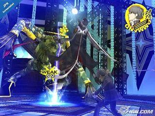 Shin Megami Tensei Persona 4 Sony PlayStation 2, 2008