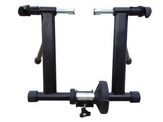 New Magnet Indoor Bicycle Bike Trainer Steel Stand Kinematic Exercise