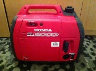 portable generator honda in Business & Industrial