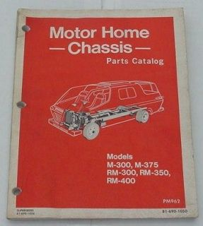mopar 69 70 71 72 73 dodge motor home parts