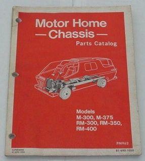 mopar 69 70 71 72 73 dodge motor home parts